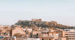 A History of Athens' Old District of Plaka in 60 Seconds